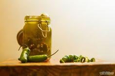Bildtitel Pickle Jalapeños Step 7