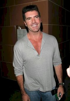 Simon Cowell- this man is amazing american idol is nothing without him and xfactor is amazing with him