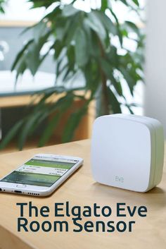 Hot on the heels of the Foobot review comes another air quality sensor to measure just how good or bad the air quality is in your home. Elgato's EveRoom device comes equipped with an array of sensors to test the indoor air quality, temperature, and humidity.