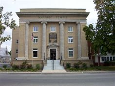 The Johnson County Museum is housed in Franklin's  former Masonic Temple, built in 1924. The museum is open Tu-Fri 9-4 and Saturday 10-3, and is free of charge.