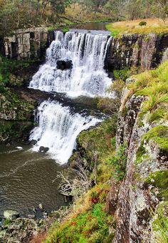 Ebor Falls, Guy Fawkes River National Park, Australia: