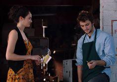 """Shailene Woodley & Shiloh Fernandez in """"White Bird in a Blizzard"""""""