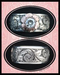 HOW PRETTY!! - I LOVE THESE GORGEOUS RINGS!! - THEY WOULD LOOK SO FABULOUS IN A STACK, OUI !!