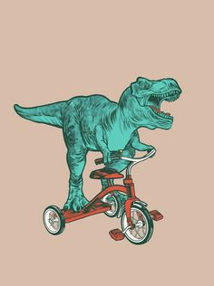 Tricycle - Rex