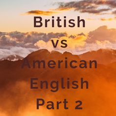 The difference between and 🍇 neighbour - neighbor; 🍇 queue - line; British Vs American, American English, English Study, Learn English, English Articles, High School Years, Cheque, Language School, Drug Store
