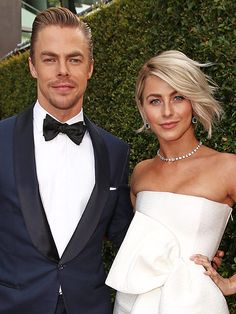EXCERPT: Derek Hough Admits It Used to Be 'Super Awkward' to Dance with Julianne in PEOPLE's 10 Years of Dancing with the Stars
