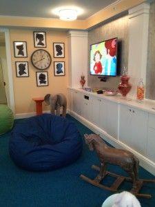 Bunny Williams - Play Room Ronald McDonald House of Long Island