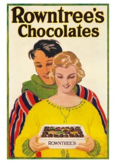 Rowntree's Chocolates (1935)