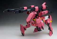 [WORK] HG IBO 1/144 GUNDAM FLAUROS (RYUSEI-GO) painted build: No.17 Big Size Images | GUNJAP