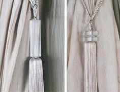 cortinas com pingentes - Pesquisa Google