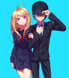 Kaeda and Saihara