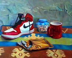 Trompe l'oeil and still life painting