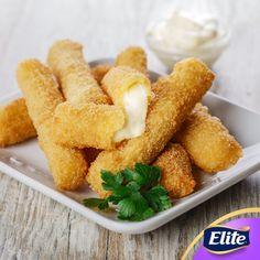 ¡Fácil y deliciosa receta de deditos de queso que les encantará a tus peques!