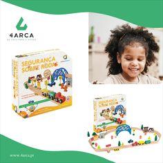 As crianças são felizes no 4ARCA Portugal, Marketing, Being Happy