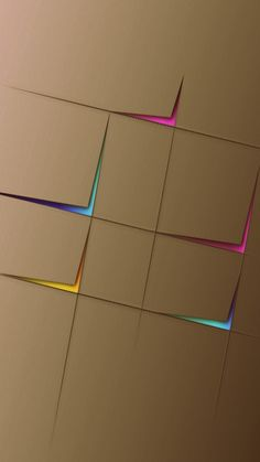 gold rainbow colors . abstract