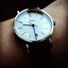 My lovely Stowa watch!