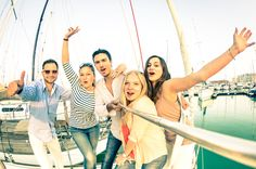 Boatify  Connect with like minded people on a boat around the globe