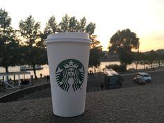 Coffe in Budapest❤️☕️ #starbucks