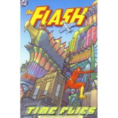 Flash: Time Flies   Flowering Nose