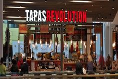 Tapas Revolution Westfield London