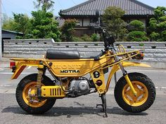 Honda Motra (1982)