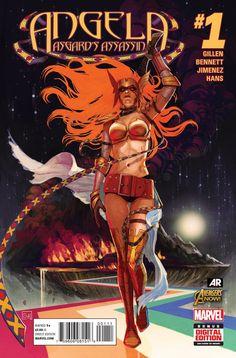 Il sito americano comic book resources presenta in anteprima assoluta le prime tavole di Angela: Asgard's Assassin - http://c4comic.it/2014/11/28/marvel-comics-anteprima-angela-asgards-assassin/