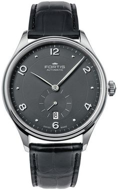 98699e1b92a Fortis Watch Terrestis Hedonist P.M. 901.20.11 LC.01 Watch