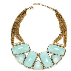 Katharine Necklace ($250) ❤ liked on Polyvore