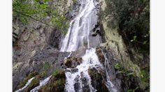 Ruta a la Cervigona, espectacular cascada en Acebo en la Sierra de Gata -…