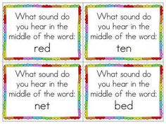 Can You Hear Me Now?  Phonological Awareness for Kindergarten!  This is meant to…