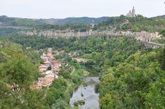 Veliko Tarnovo, la capital de los zares búlgaros