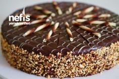 How to make Chocolate Cake Recipe? Chocolate in 851 people's book … – Lace Wedding Cake Ideas How To Make Chocolate Cake Recipe, Best Chocolate Cake, Chocolate Recipes, East Dessert Recipes, Cake Recipes, Yummy Recipes, Delicious Desserts, Yummy Food, Tomate Mozzarella