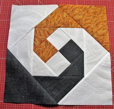 Quilt-Along-6 Köpfe-12 Blöcke Juli • Stoff und Zwirn