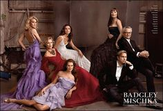 Stunning group - Badgley Mischka for all ages
