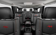 2013 dodge durango r/t hemi v8 interior seats