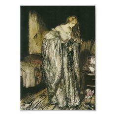 Sparkle Dress by Arthur Rackham