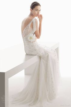8d00ee70753 Rosa Clara 2014 Bridal Collection - Belle The Magazine