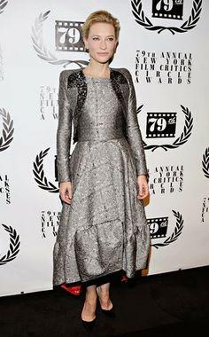 Cate Blanchett #ModestHollywood