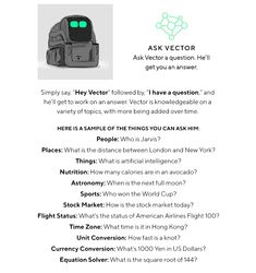 Anki is raising funds for Vector by Anki: A giant roll forward for robot kind. on Kickstarter! Vector is the answer to our sci-fi dreams. He's a home robot who's always on, happy to see you, voice-enabled, and eager to help. Domestic Robots, Robot Revolution, Vector Robot, Ai Robot, Robots Drawing, Robot Parts, Robot Illustration, Robot Concept Art, Passionate People
