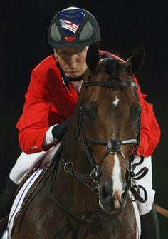 Spotlight: Beezie Madden - Equestrian Slideshows   NBC Olympics