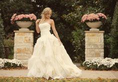 Bridal inspiration-Arboretum