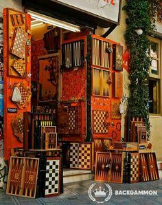 Backgammon!