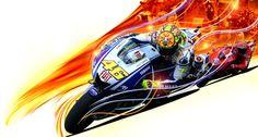 MotoGP Game Cover