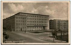 Gdynia Komisariat Rządu ul. Piłsudskiego Wyd. Erich Baumgart Kartka wysłana 13.10.1941