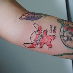 tattoo for we the animals? Tumblr Tattoo, 4 Tattoo, Piercing Tattoo, Future Tattoos, Love Tattoos, Body Art Tattoos, Small Tattoos, Tatoos, Lilo And Stitch Tattoo