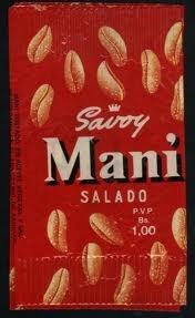 Maní salado de Savoy
