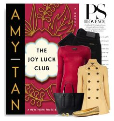 """""""The Joy Luck Club"""" by ameve ❤ liked on Polyvore"""