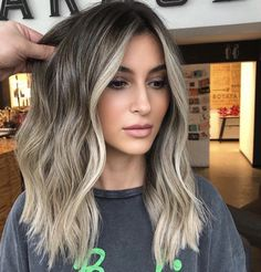 Best Ombre Hair, Ombre Hair Color, Beach Blonde, Balayage, Long Hair Styles, Beauty, Hairstyle Ideas, Hairdos, Beleza