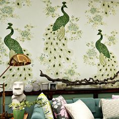Cheap wallpapers for home walls, Buy Quality wallpaper manufacturer directly from China wallpapers for wall decor Suppliers:          Item Description Model:WP32Name:Chinese style wallpaper mural fantasias papel de parede wall papers home decor