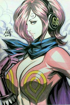 Reiju Vinsmoke (Germa - One Piece Fanart Manga, Manga Art, Manga Anime, Anime Art, Stanley Lau, Character Art, Character Design, Copic Art, One Piece Pictures